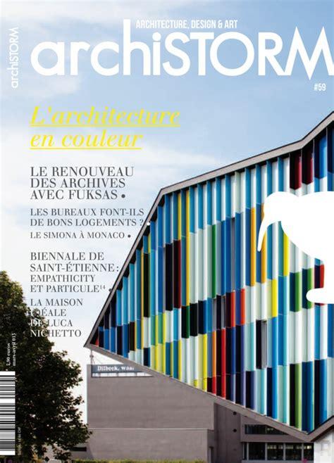 Magazin Für Architektur Und Design by Architektur Magazine F 252 R Diese Die Gern 252 Ber Architektur