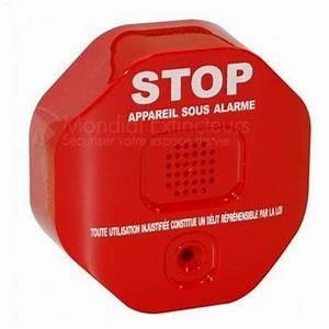 Alarme Factice Voiture Pile : antivol mat riel incendie alarme extincteur ~ Medecine-chirurgie-esthetiques.com Avis de Voitures