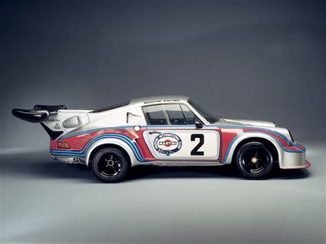 1974 Porsche 911 Carrera Rsr Turbo Race Racing Supercar
