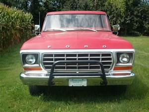 Sell Used 1978 F150 Short Bed 4x4 Reg Cab In Springfield