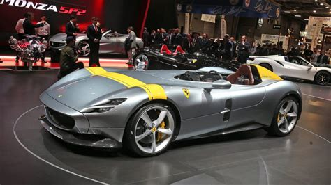 The 9 Hottest Cars Of The 2018 Paris Motor Show Day 2