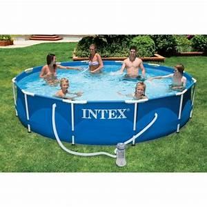 Frame Pool 366 : intex metal frame pool o 366 x 76 cm 28212gn ~ Eleganceandgraceweddings.com Haus und Dekorationen
