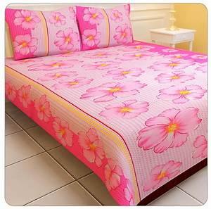 Buy Luxury Queen 8 Designer Double Bed Sheets With 16
