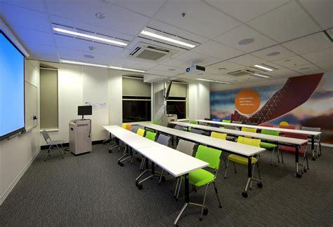 Health & Wellbeing College  Melbourne Office Design