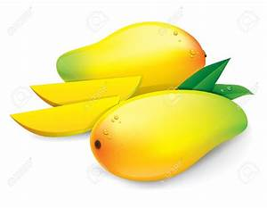 Mango Fruit Clipart - Cliparts Galleries