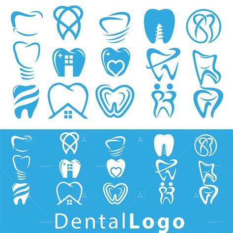 Dental Logo Set Newarta