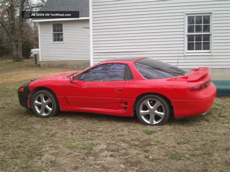 Mitsubishi 2 Door Coupe by 1995 Mitsubishi 3000gt Sl Coupe 2 Door 3 0l