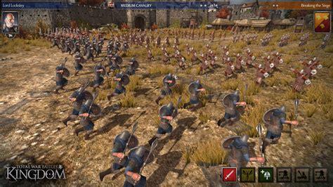 total war battles kingdom open beta hits pc gamespot