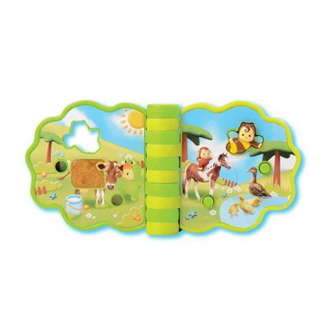Zabawki Cotoons Interaktywna Książeczka Zwierzątka Cotoons Tylko