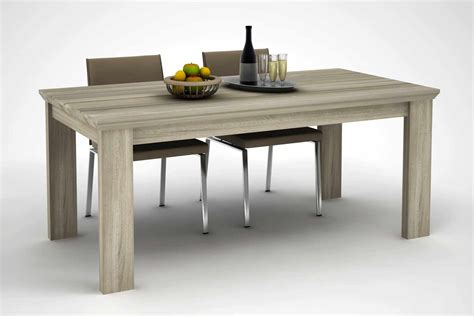 la table a manger table salle a manger en verre mobilier sur enperdresonlapin