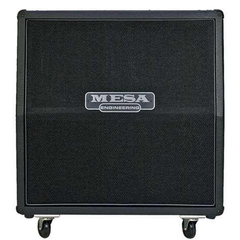 mesa boogie rectifier 4x12 quot traditional 171 guitar cabinet
