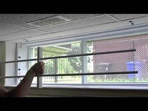 Barreau Securite Fenetre : grille amovible pour fen tre novol youtube ~ Premium-room.com Idées de Décoration