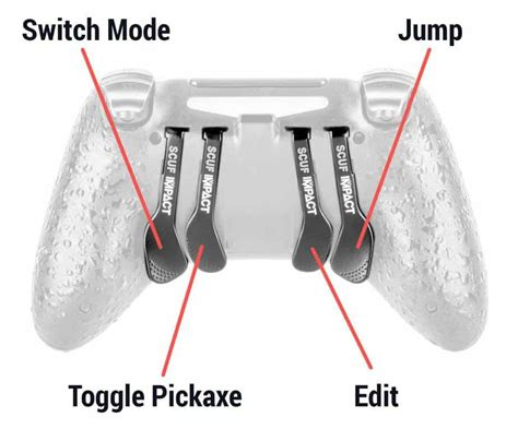 ghost kamo fortnite settings controller keybinds