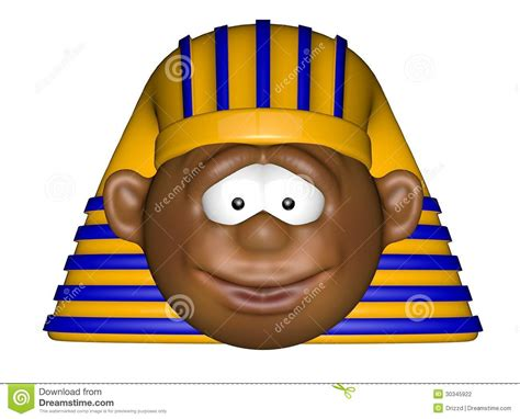 Pharaoh Stock Photography