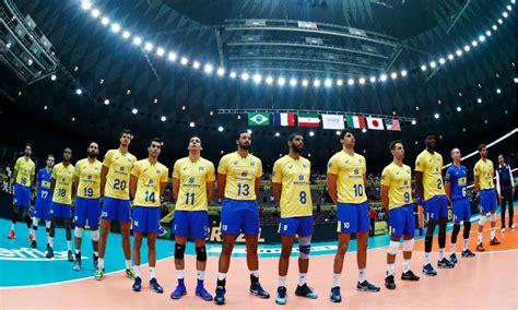 O que você acha deste programa? Goiânia será a sede da etapa da Liga das Nações masculina em 2018