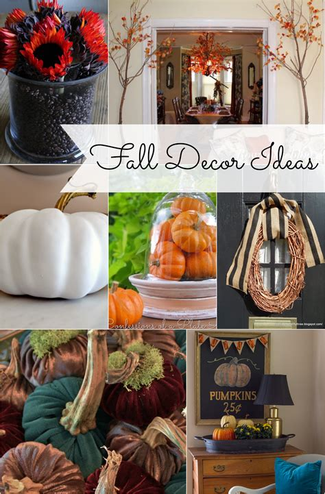Fall Ideas For Decorating - fall decorating ideas