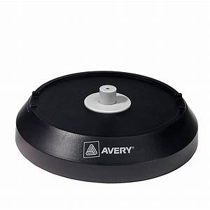 easy to use cd dvd label applicator from avery With cd label applicator
