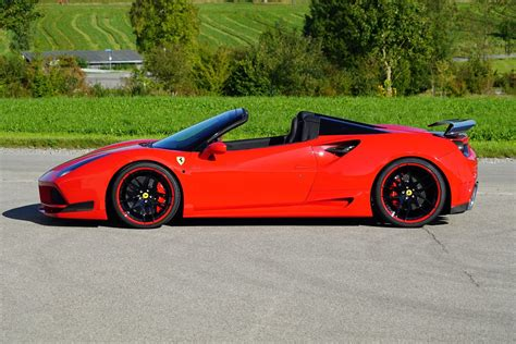 Novitec Reveal 760 Hp Ferrari 488 Spider N Largo