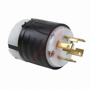 Pass  U0026 Seymour - 30 Amp - Nema L1630p - 4 Wire