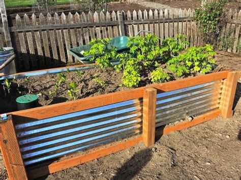 gardening ideas raised garden beds  legs