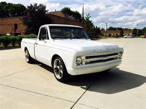 Chevrolet Trucks For Sale by Pristine 1968 Chevrolet C 10 Custom Truck For Sale