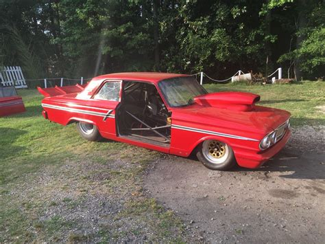 Car For Sale by 1964 Ford Thunderbolt Rolling Chassis For Sale