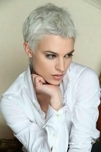 Coupe Courte 2019 Femme : coupe de cheveux 2019 courte femme ~ Farleysfitness.com Idées de Décoration