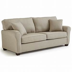 Best Home Furnishings Shannon S14AQ Queen Sofa Sleeper