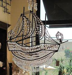 pirate ship chandelier chic and rock abc carpet