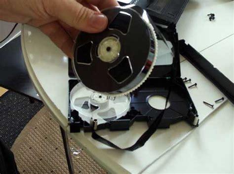 Vhs Tape Repair, Fix Broken Vhs, Miami, Florida, Fl