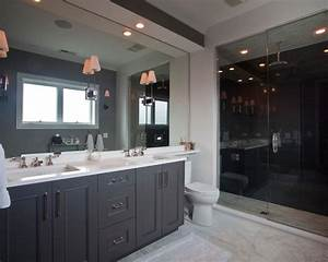 benjamin moore kendall charcoal interiors by color With kitchen colors with white cabinets with charcoal wall art