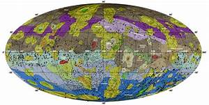 Geologic Maps of Vesta from NASA's Dawn Mission Published ...