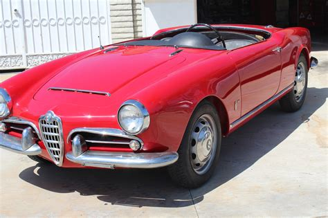 Alfa Romeo Spiders For Sale by 1965 Alfa Romeo Spider For Sale