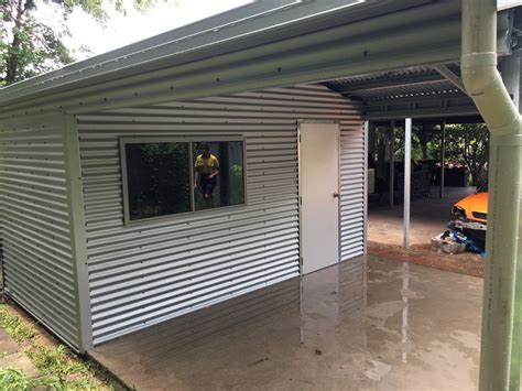 Residential Sheds by Residential Sheds Garages Wa Nt Aussie Sheds