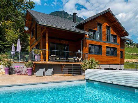 magazine sur la maison en bois kit maison bois construction maison bois