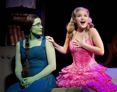 Popular Wicked Broadway Theaters Elphaba Glinda Theater