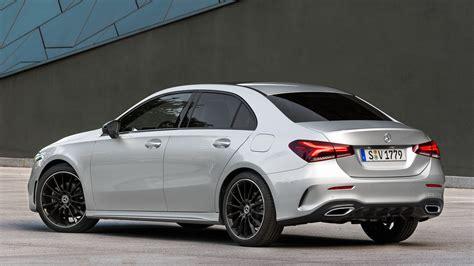 Mercedes-benz A-class Sedan Lands In Uk, 1.5l Diesel & 1