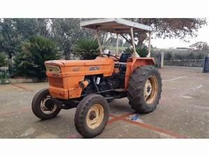 Trattore Fiat 480 - Lazio