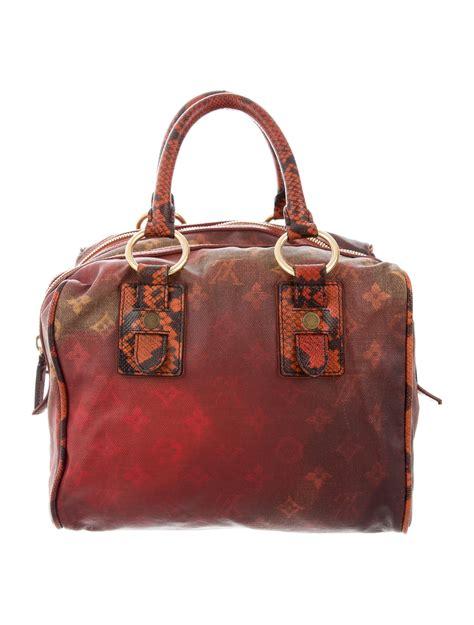 louis vuitton karung trimmed mancrazy jokes bag handbags lou  realreal