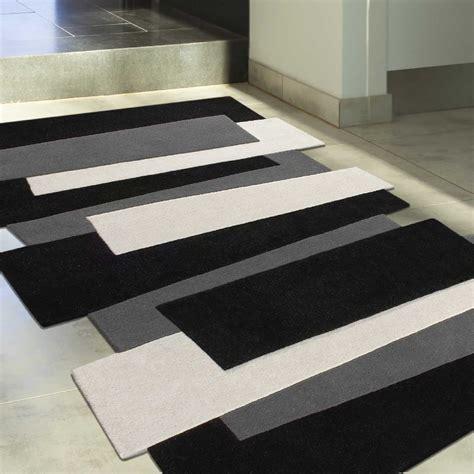 tapis de cuisine gris design formidable salle bain gris blanc 8 indogate tapis de