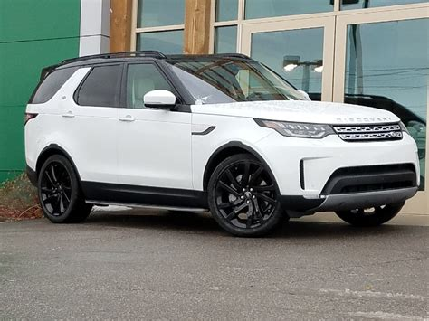 Land Rover 2019 by New 2019 Land Rover Discovery Hse Luxury Suv In