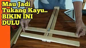 Diy Simple Cross Cut Jig Guide Circular Saw