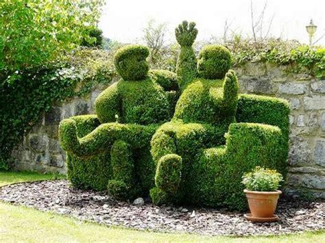 jardines  figuras de animales  de paperblog