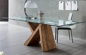 Venezia Design Glass Table Arredo Design Online