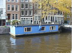 Centre of Amsterdam Canal Houseboat, Prinsengracht