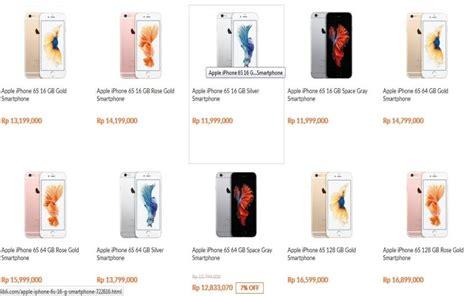 technowxy harga iphone   jutaan keatas  indonesia