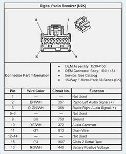 2003 Chevy Silverado Stock Radio Wiring Diagram