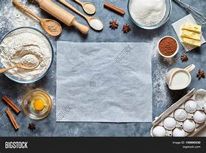 Dough Preparation Recipe Homemade Image & Photo Bigstock