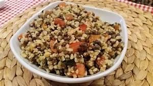Bulgur Rezepte Vegetarisch : puy linsen bulgur salat mit frischem spinat von dayday ~ Lizthompson.info Haus und Dekorationen