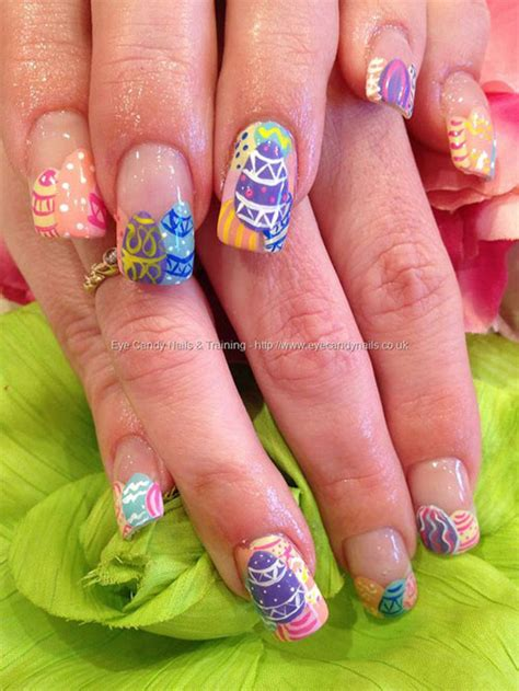easter nail designs inspiring easter acrylic nail designs ideas trends